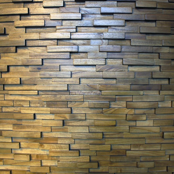 3D WALLPANEL SOLID WOOD LOSCABOS