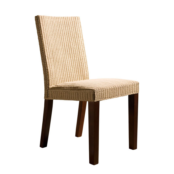 NATURAL LOOM CHAIR