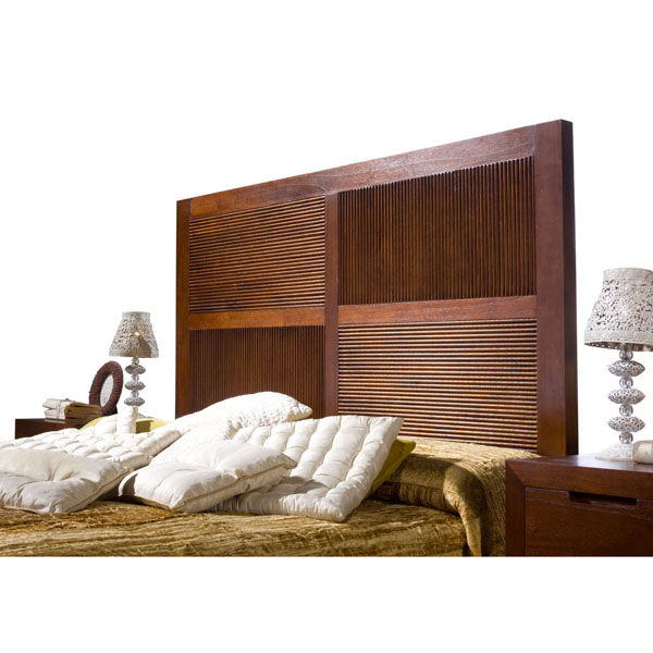 ZIGZAG WAVES HEADBOARD 160