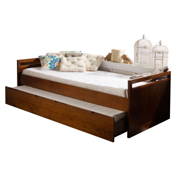PLAIN COMPACT BED