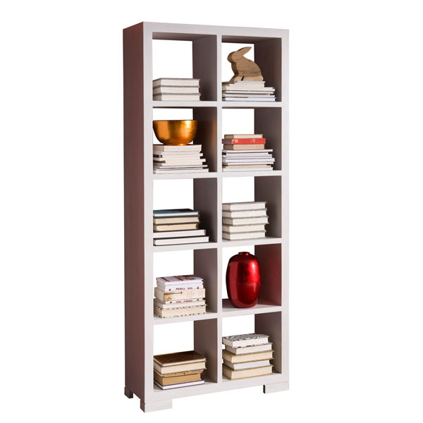 STORAGE - RUBIK BOOKCASE 5X2