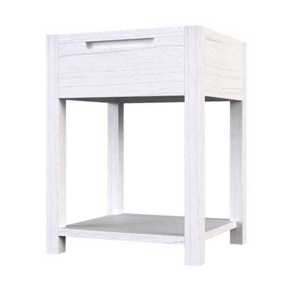 PLAIN SIDE TABLE 1 SHELF