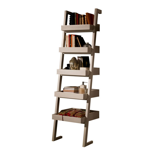 TRENDY LADDER SHELF