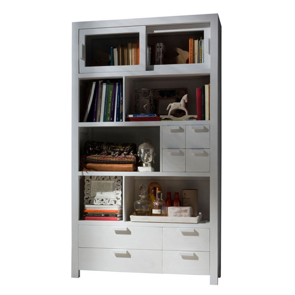 LARGE SHELVING CUPBOARD