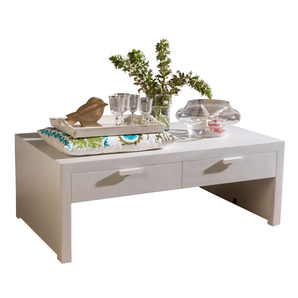 COFFE TABLE 4 DRAWERS 110x60