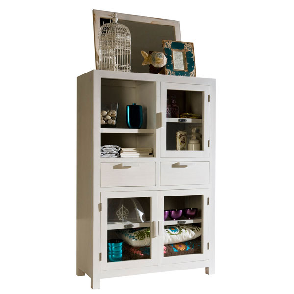 MEDIUM SHELVING CUPBOARD