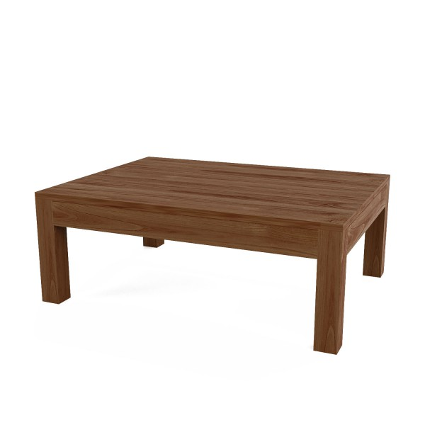 TERRACE - COFFE TABLE SOLID RECT. 110