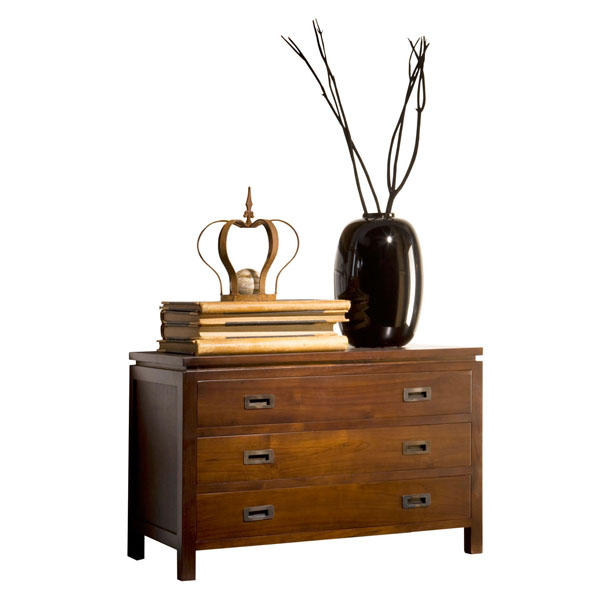 ZEN LOW DRESSER CHEST
