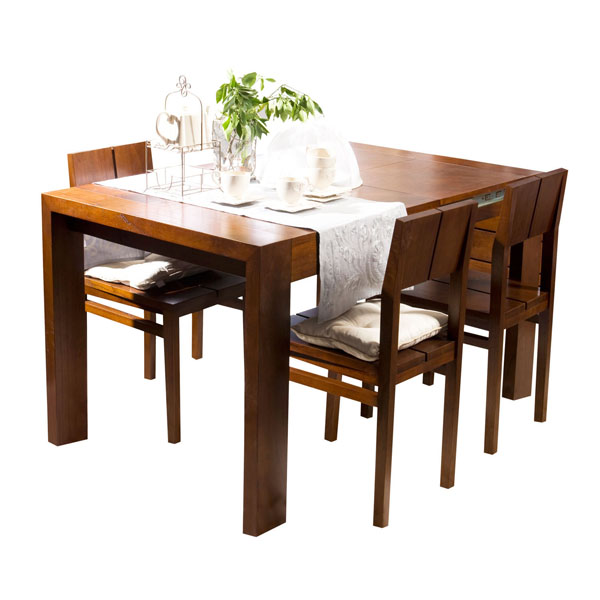 KITCHEN & DINNING - EXTENSIBLE TABLE 90/140