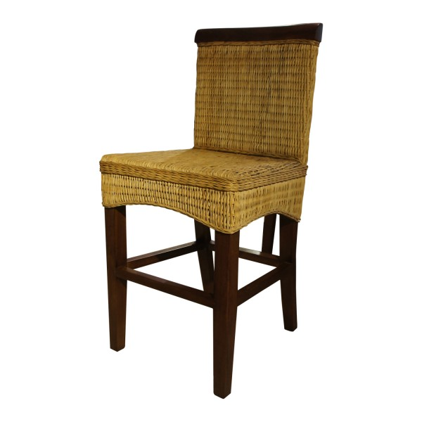 BAR CHAIR RATTAN