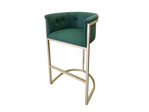 BARSTOOL WITH METAL FRAME BASE