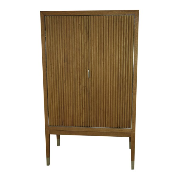 CABINET TALL NICKEL