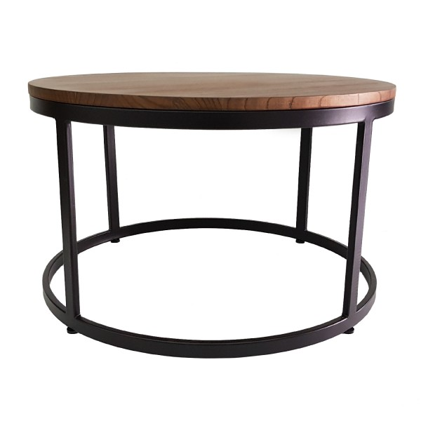 COFFEE TABLE AT BARREL CHAIRS