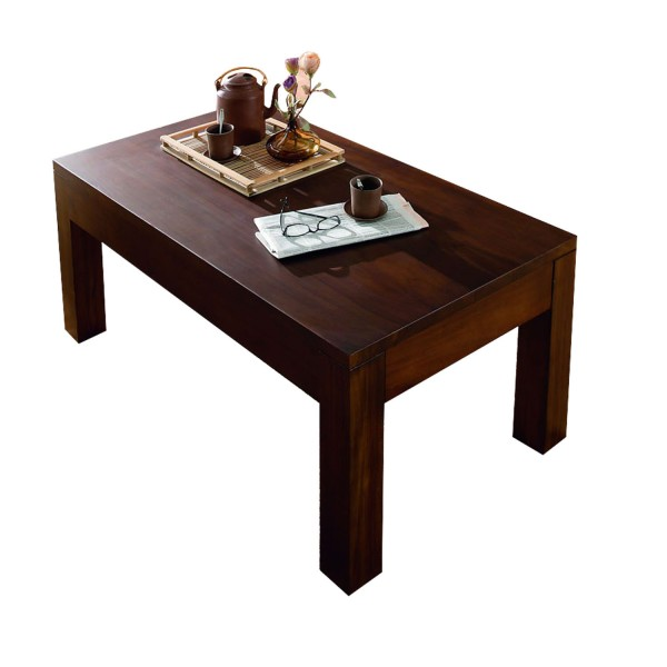 COFFEE TABLE SOLID RECT. 120