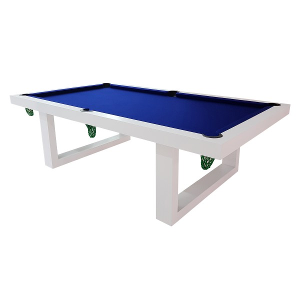 CONTEMPORY 8 POOL TABLE
