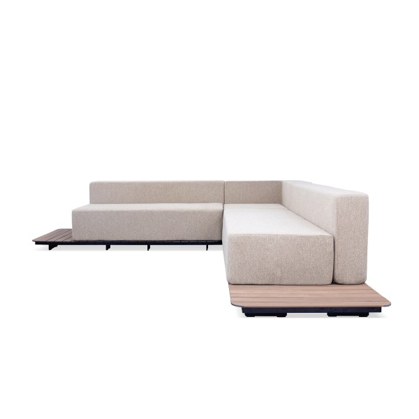 CUSTOM LARGE L SHAPE SOFA