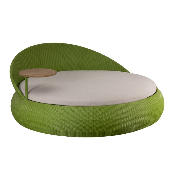 OUTDOOR DAYBED GREEN