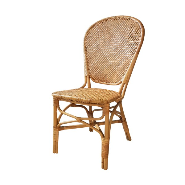 DINING CHAIR RATTAN