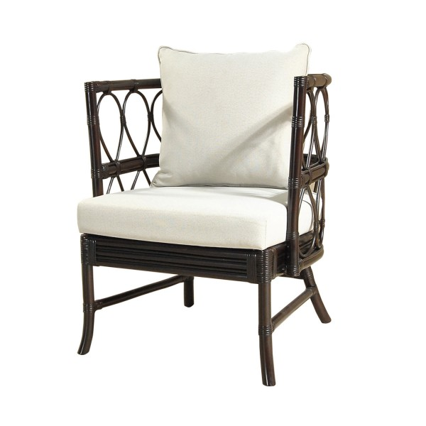 HOLEY RATTAN CHAIR