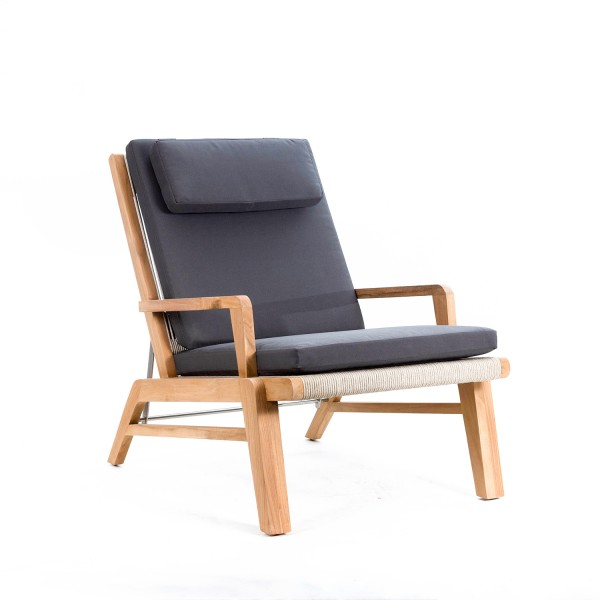 LIBRARY LOUNGE CHAIR