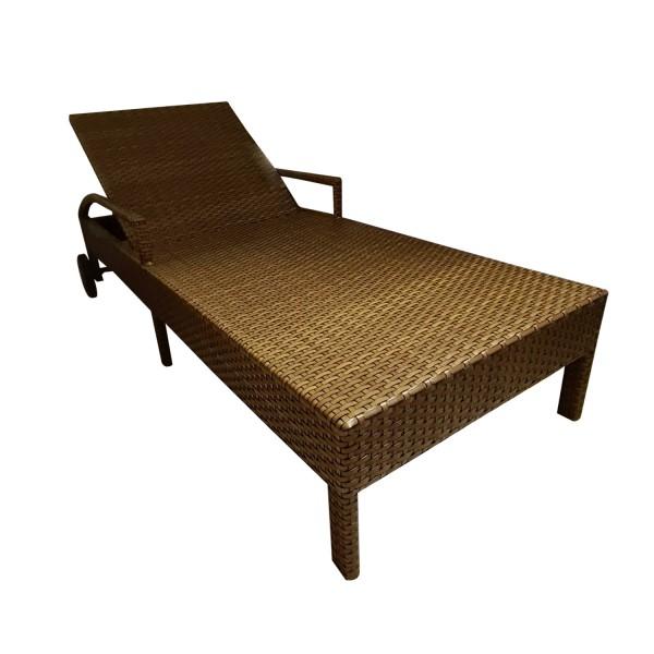 LOUNGER SYNTHETIC RATTAN