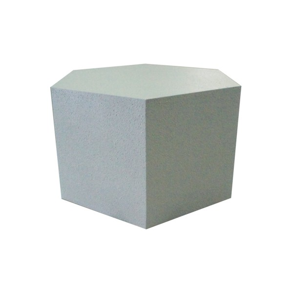 MERCURE-COFFEE TABLE HEXAGON WIDTH