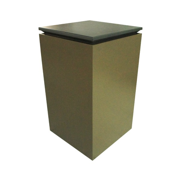MERCURE-SQUARE HIGH SIDE TABLE