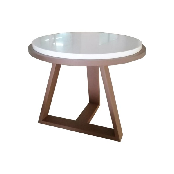 MERCURE-VIP SIDE TABLE WITH MARBLE