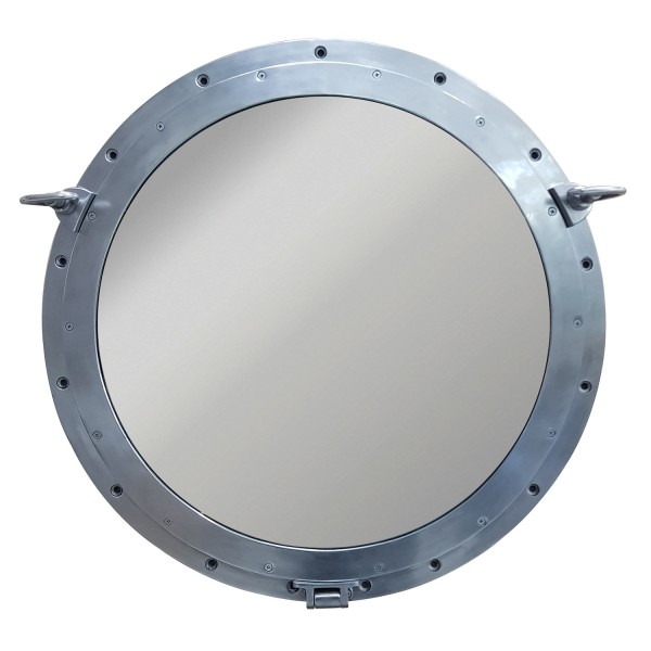 NAUTICAL ROUND MIRROR