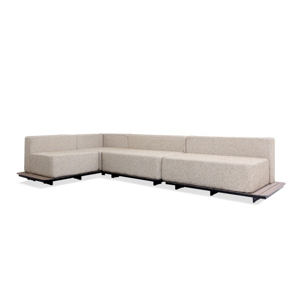 OUTDOOR L SHAPE SOFA