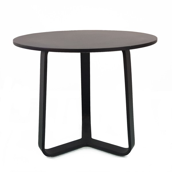 OUTDOOR METAL SIDE TABLE