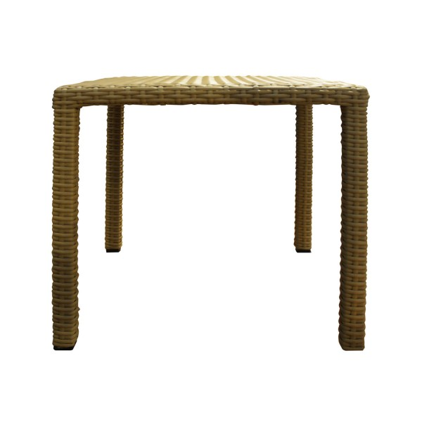OUTDOOR SQUARE TABLE VITORIA
