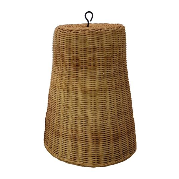 RATTAN LAMP B