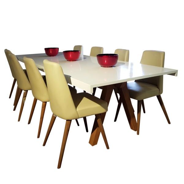 RECTANGULAR DINING TABLE KRION TARAGONA
