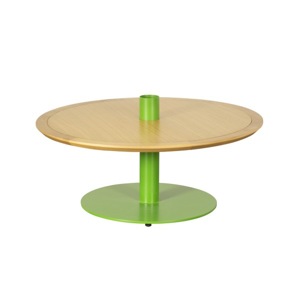ROUND TABLE GREEN