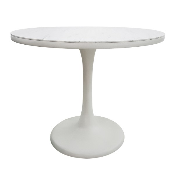 ROUND TULIP STYLE DINING TABLE