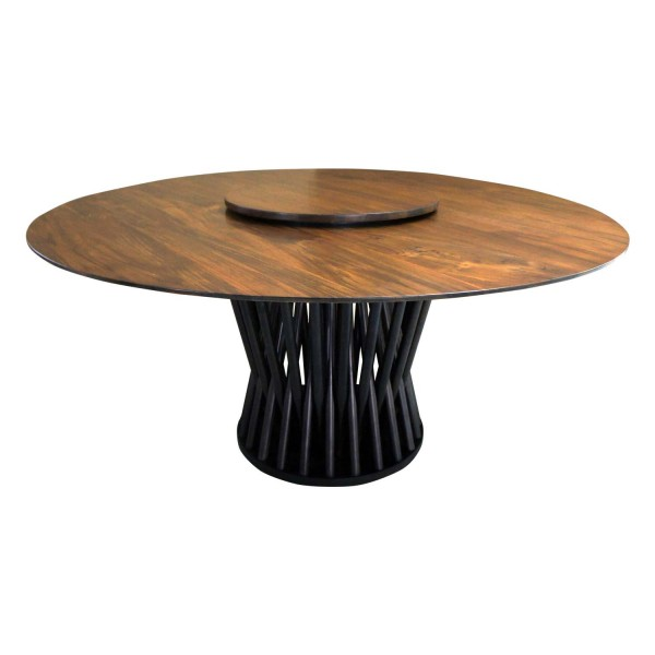 ROUND DINING TABLE DOUBLE D