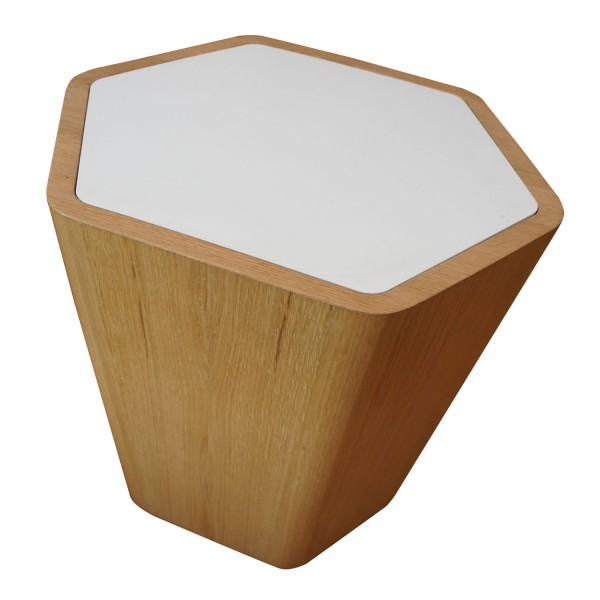 SIDE TABLE HONEY MASSIMO TALL