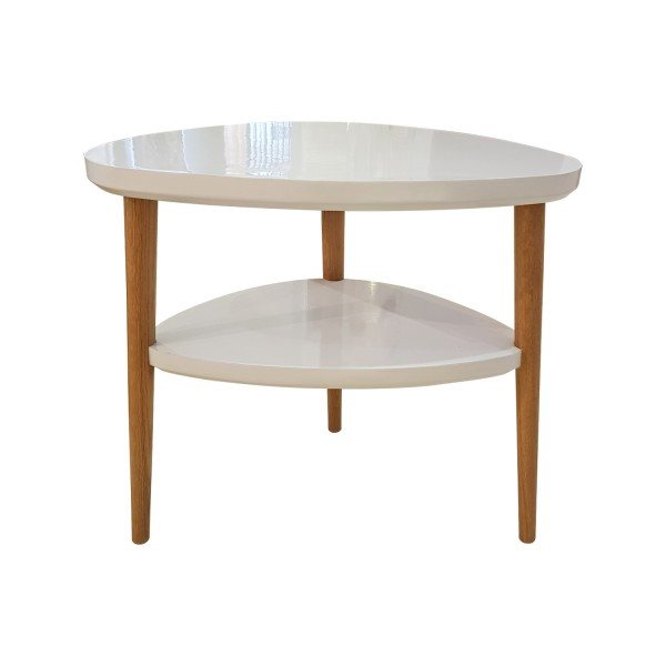 COFFEE TABLE LUNA WHITE