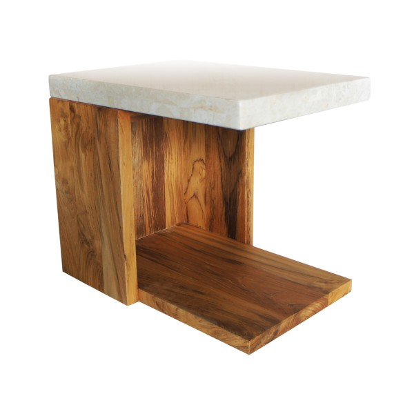 SKYLINE-C SIDE TABLE HIGH