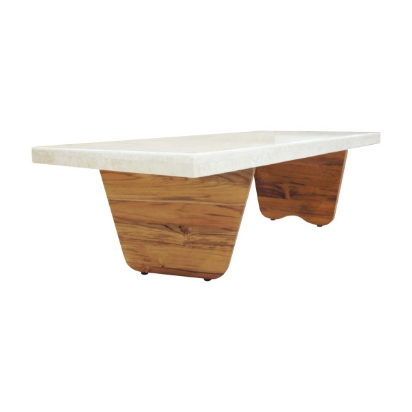 SKYLINE-RECTA COFFEE TABLE VERACRUZ