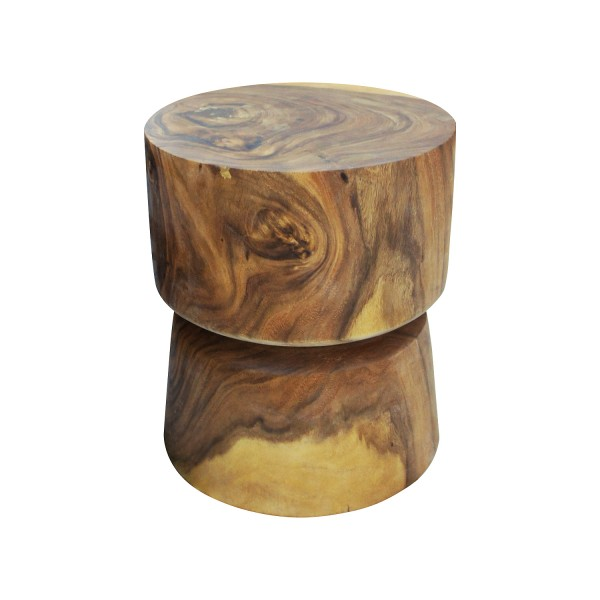 SKYLINE-ROUND ACCENT SIDE TABLE