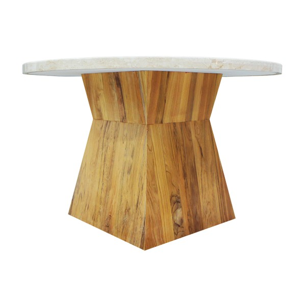 SKYLINE-ROUND DINING TABLE