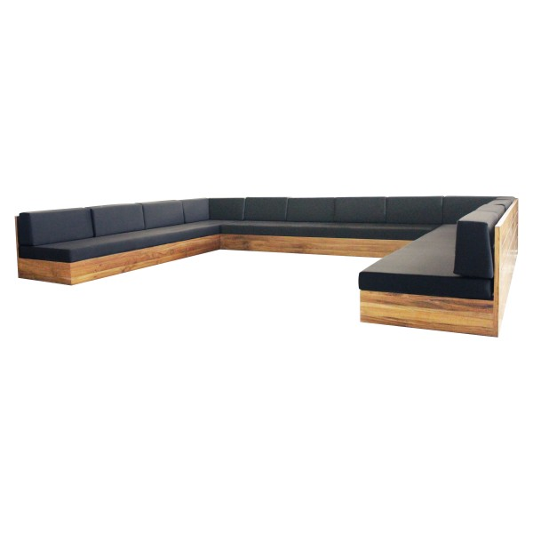 SKYLINE-SECTIONAL SOFA U LARGE