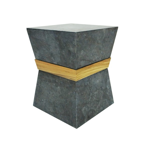 SKYLINE-SIDE TABLE GRANITE