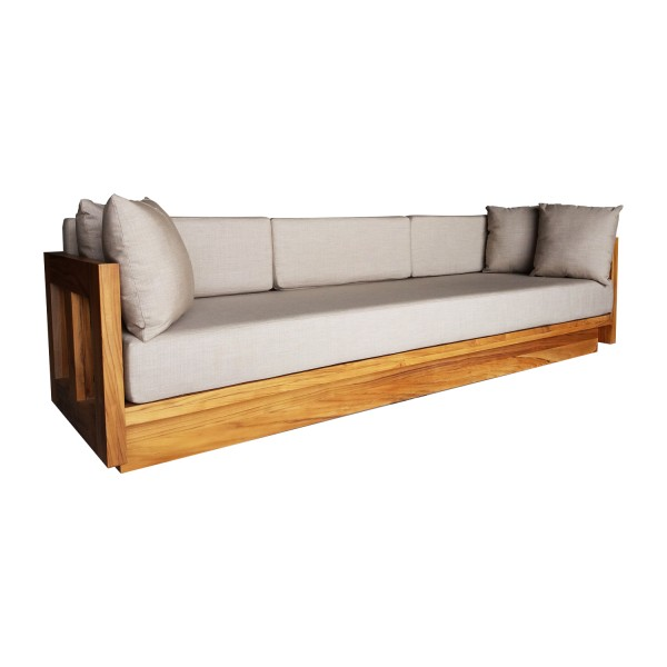 SKYLINE-SOFA VOOLCAN 3SEATERS