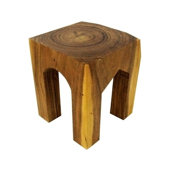 SQUARE ACCENT SIDE TABLE