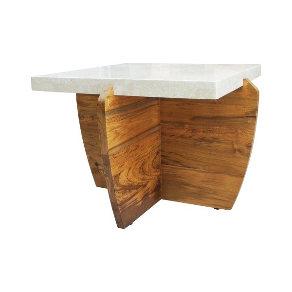 SKYLINE-SQUARE COFFEE TABLE CROSS