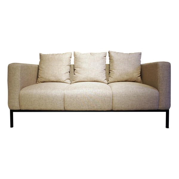 KARISMA-SOFA CANNES 3SEATERS