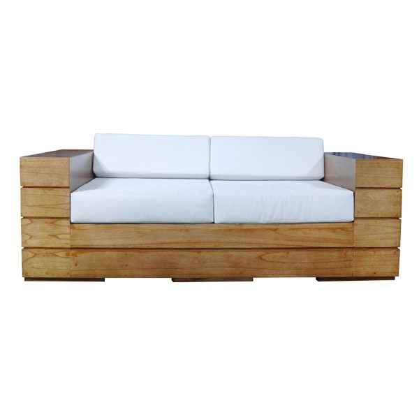 SOFA CUBIC 2 SEATERS